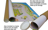 Bramble Haven Industry & Transport Play Mat