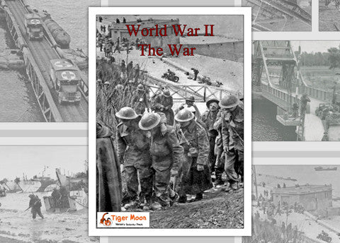 The War Photo Pack Digital Download