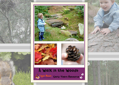 Walk in the Woods Photo Pack Digital Download