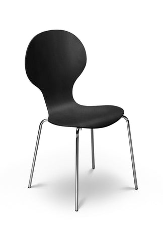 Keeler Chair - Black
