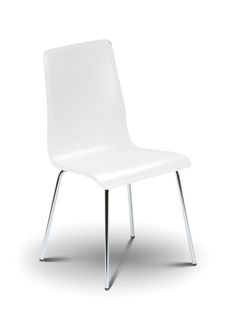 Mandy Chair White