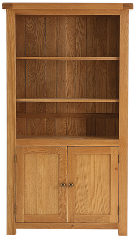 Oakmere Occasional Large Bookcase