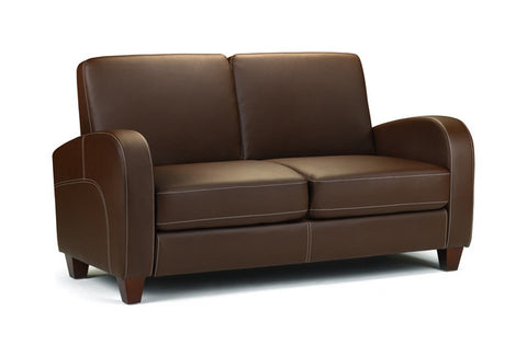 Vivo 2 Seater Sofa - Chestnut