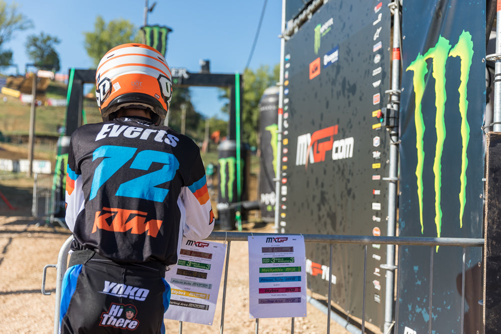 Liam Everts returns with privateer effort in 2021