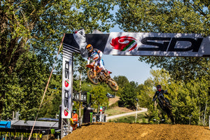 Liam Everts gets injured in Italian EMX125 round