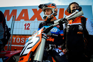 Liam Everts gets decent results after months of inactivity