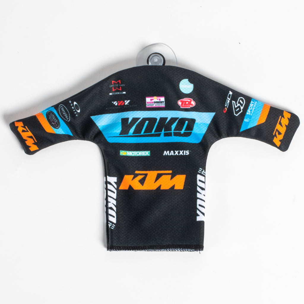 LIAM EVERTS - Mini Jersey - Black