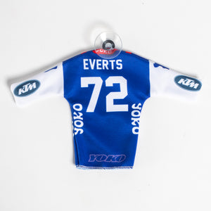 LIAM EVERTS - Mini Jersey - Retro