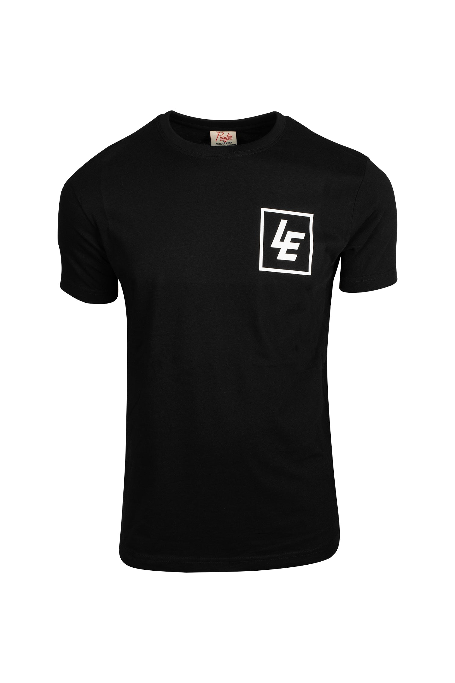 Liam Everts - LE Shirt - Black for Adults