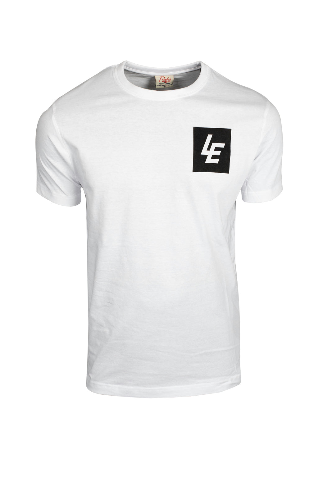 Liam Everts - LE Shirt - White for Adults