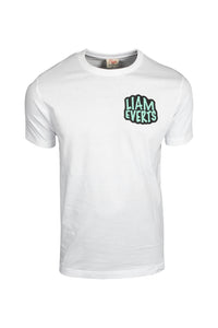 Liam Everts - Playful T-shirt - White for Kids