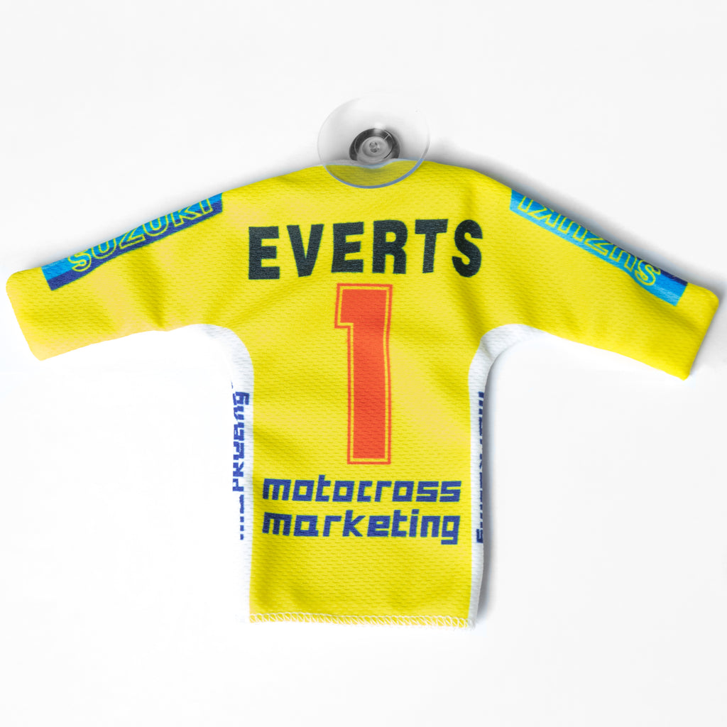 Everts - Mini Jersey Collection - Suzuki