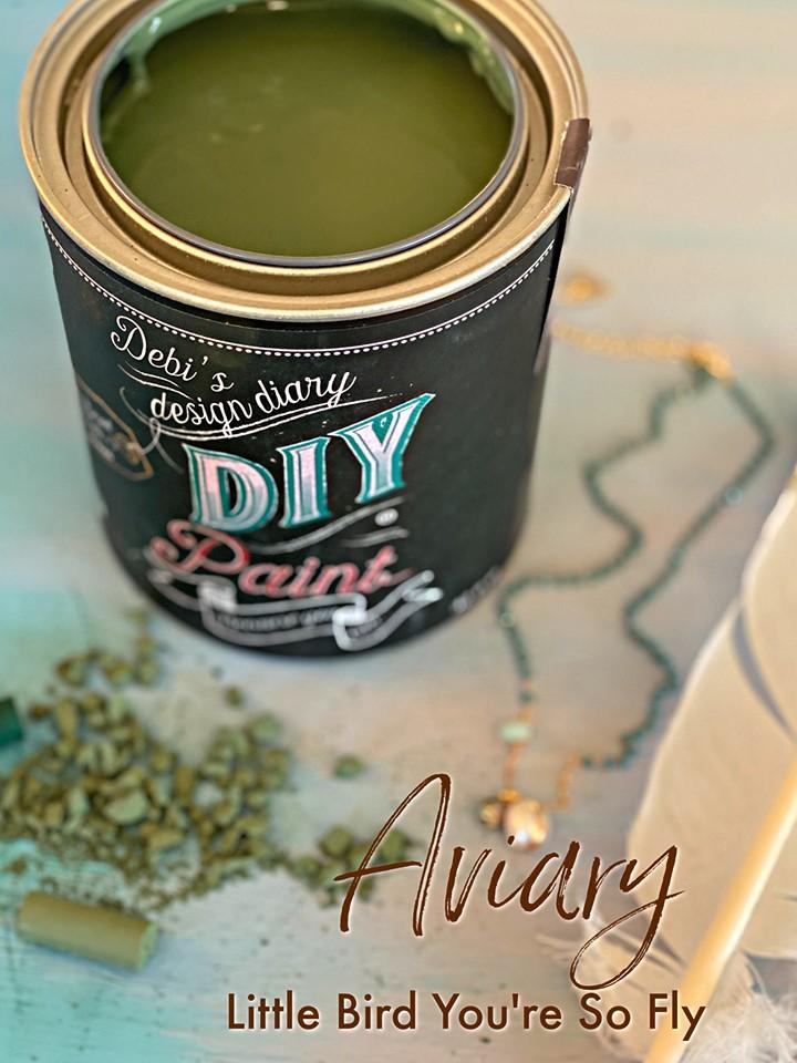 Aviary DIY Paint