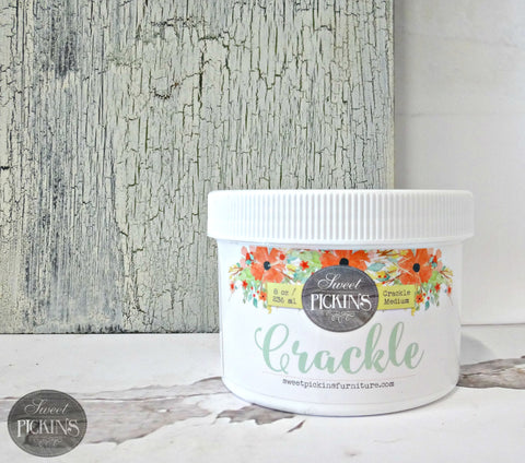 Crackle Sweet Pickins Milk Paint