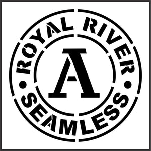 Royal River JRV Stencils