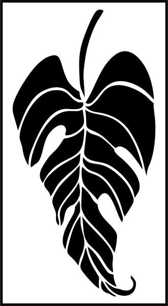 Large Leaves | JRV Stencils