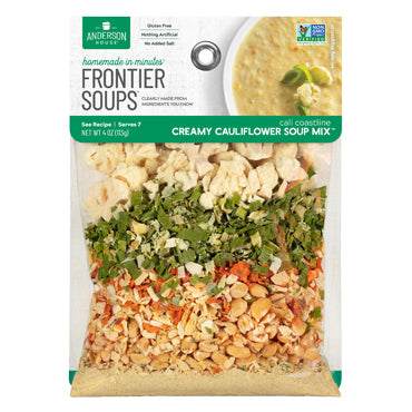 Frontier Soup Mix Creamy Cauliflower