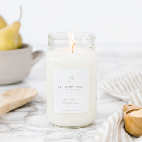 Antique Candle Co / Country Pear
