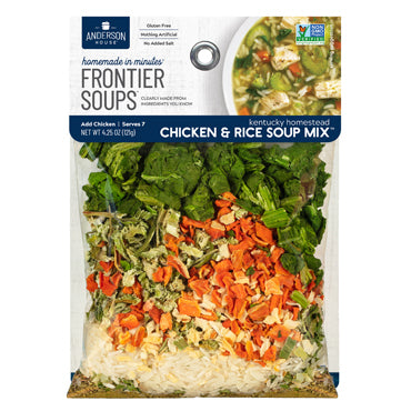 Frontier Soup Mix Chicken and Rice