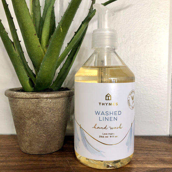 Hand Wash - Washed Linen