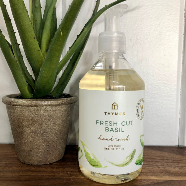 Hand Wash - Fresh Cut Basil
