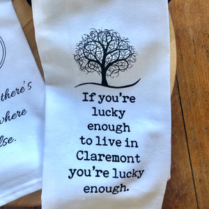 Claremont Dishtowel - Two Styles