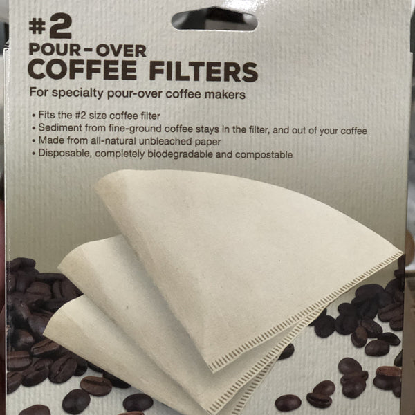 Pour Over Coffee Filters #2