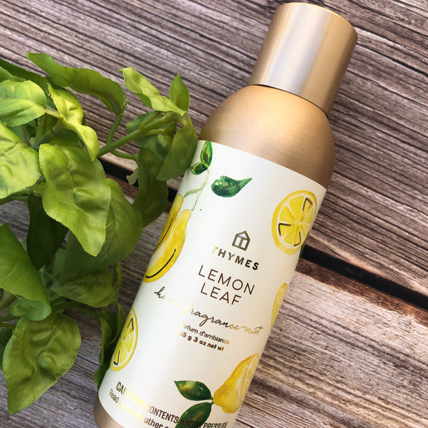 Home Fragrance Mist - Lemon Leaf