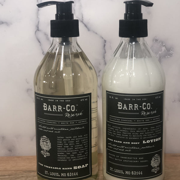 """Reserve"" Pure Vegetable Hand Soap"