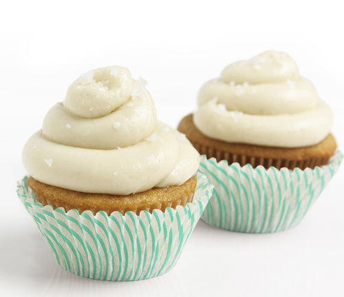 Salted Caramel Cupcake  & Frosting Mix