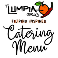 Crab Rangoon Lumpia (Catering Menu)