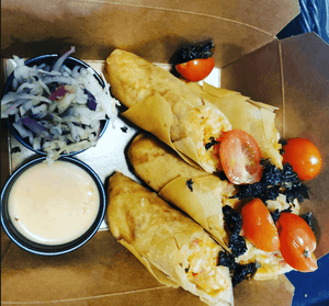 LOBSTER MAC Lumpia