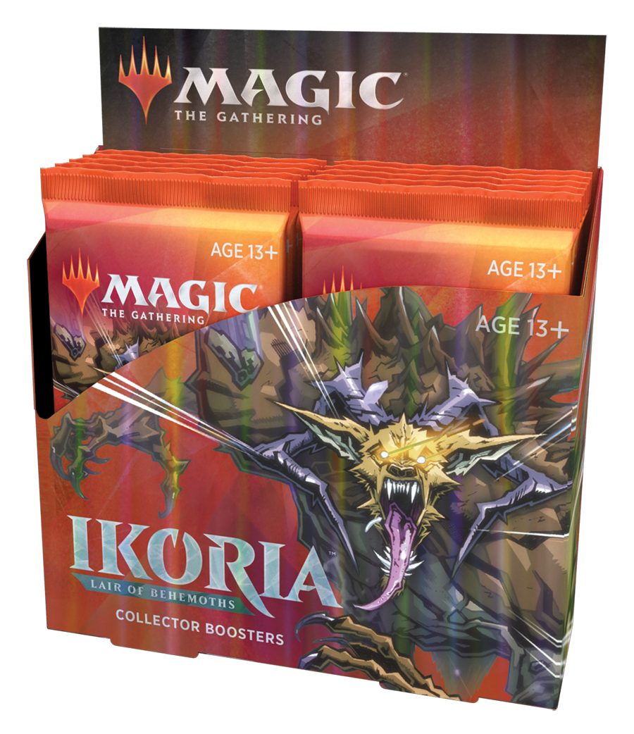 Ikoria: Lair of Behemoths - Collector Booster Box | Howayte Hobby Store