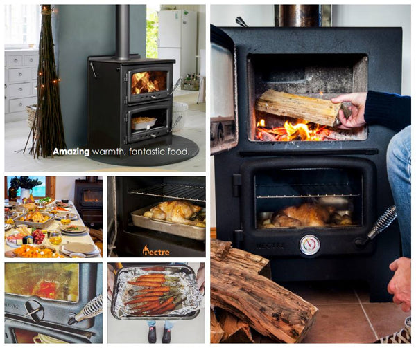 Nectre Wood Fired Ovens