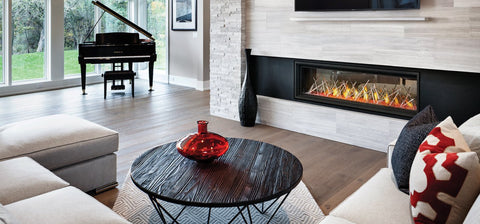 Napoleon Vector Series Direct Vent Gas Fireplaces