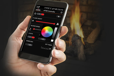 EFIRE CONTROLLER (INCLUDED)