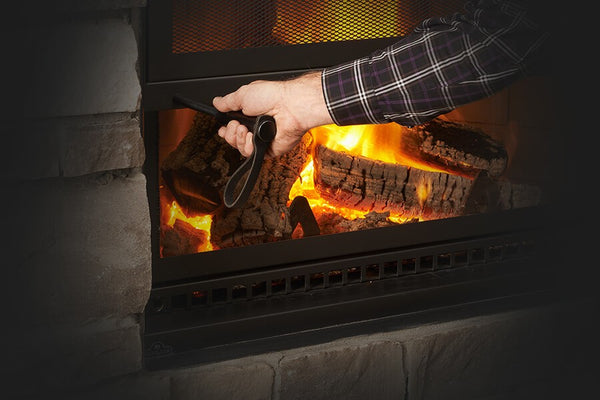 How to Clean a Wood-Burning Fireplace