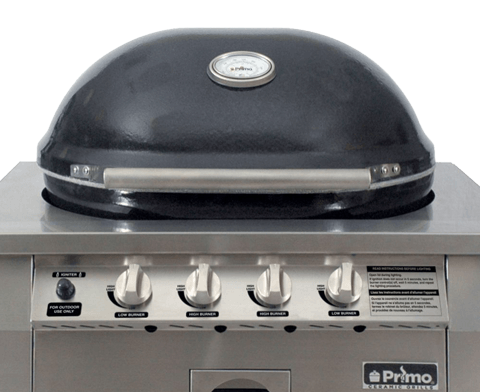 Primo Oval G 420 Ceramic Gas Grill PGGXLH