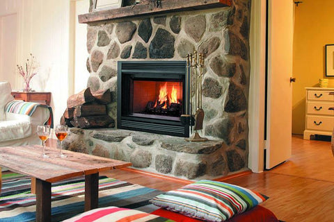 Majestic Sovereign Series Wood-Burning Fireplaces
