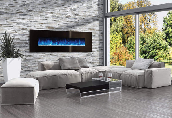 Modern Flames CLX 2 Series Built-In/Wall-Mounted Electric Fireplaces
