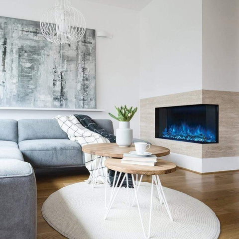 Modern Flames Landscape Pro Multi Series 3-Sided Electric Fireplaces