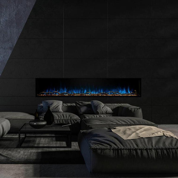 Modern Flames Landscape Pro Slim Series Built-In Electric Fireplaces