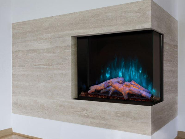 Modern Flames Sedona Pro Multi Series 3-Sided Electric Fireplaces