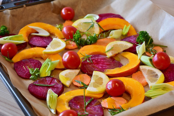 Wood Fired Roasted Vegetables