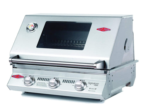 BeefEater Signature S3000SS 3 Burner Premium Built-In Gas Grill 12830S