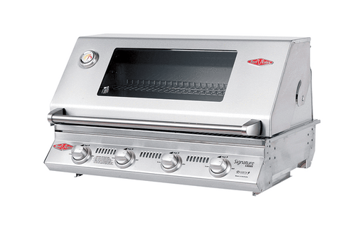 BeefEater Signature S3000SS 4 Burner Premium Built-In Gas Grill 12840S