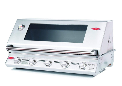 BeefEater Signature S3000SS 5 Burner Premium Built-In Gas Grill 12850S