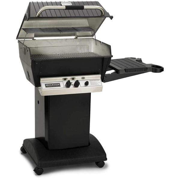 BroilMaster H4X Deluxe Gas Grill Package H4PK1