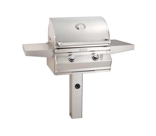 "Fire Magic Choice 24"" C430s In-Ground Post Mount Gas Grill C430s-RT1N(P)-G6"