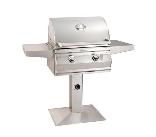 "Fire Magic Choice 24"" C430s Patio Post Mount Gas Grill C430s-RT1N(P)-P6"